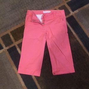 J Crew Chino Crop Pants